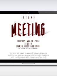 Meeting Poster Template Conference Poster Template Vector Free