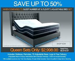 Sleep Number Queen Bed Sleep Number Bed Base Save Up To Over Sleep ...