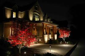 image of outdoor low voltage lighting systems