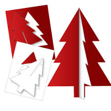 Make Paper Christmas Tree Decorations Parklife Blog