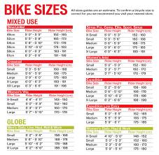Specialized Mountain Bike Size Chart Specialized Crosstrail Hydraulic Disc Sports Hybrid Bike