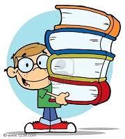 llibres i material