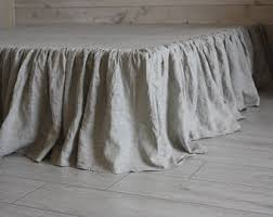 dust ruffles bed skirts. Simple Skirts Popular Items For Linen Bedskirt For Dust Ruffles Bed Skirts