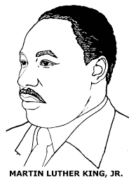 Small Picture Martin Luther King Jr Coloring Page with regard to Motivate in