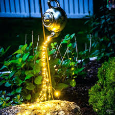 diy solar lights outdoor unique spilling solar lights teapot lights the patch diy mason jar outdoor