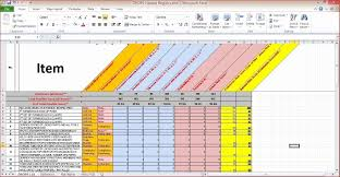 Attendence Tracker Employee Attendance Tracker Excel Template Sheet Printable