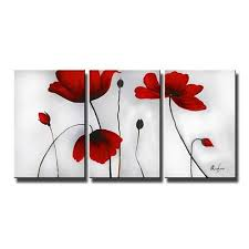 best 25 red wall art ideas on red wall decor red wall art