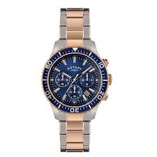 rotary watches h samuel rotary men s two colour stainless steel bracelet watch product number 3562697