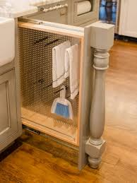 Kitchen Towel Storage 29 Clever Ways To Keep Your Kitchen Organized Diy