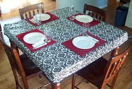 round vinyl tablecloth s elastic 48 tree