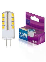 <b>Лампа</b> сд <b>JC</b> G4 2,5W, 4000K, холодный свет, 220V, <b>REV REV</b> ...