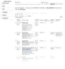 Free Resume Database Stunning Resume Database Free Pelosleclaire
