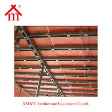 steel frame scaffold formwork system for concrete slab