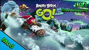 How to download Angry Birds Go v1.11.1 Mod Apk Android - YouTube