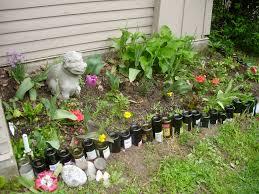 Edging Bed Garden Ideas