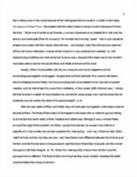ethan frome essay danielle lamonica prof morgan zayachek litr  image of page 3