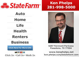 ken phelps state farm insurance agent 10 photos insurance 4207 fairmont parkway pasadena tx phone number yelp