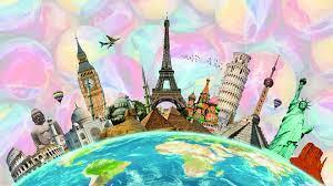 Travel the World Ultra HD Desktop ...