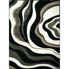 black and brown area rugs modern dark rug tan full size of grey leather alluring furniture