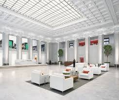 Standout: The Missouri Pacific Railroad headquarters was converted into an  apartment building, the lobby's coffered ceiling and terrazzo flooring  restored ...