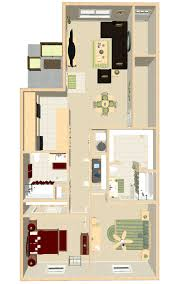 Bedroom floor design Bohemian Two Bedroom Floor Plan Bedroom Apartment Washington Pointe Apartments Apartments In Indianapolis Floor Plans