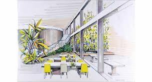 interior design hand drawings. Free Hand Drawing Interior Design Great 12 For Your Online Drawings