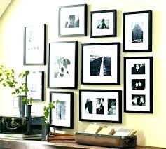 picture frame wall design collage frame set family sets nice ideas wall frames best design interior picture frame wall design