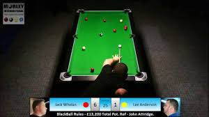 k moneymatch jack whelan v lee anderson blackball rules pound13k moneymatch jack whelan v lee anderson blackball rules