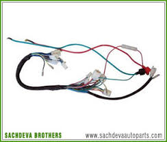 motor cycle wiring harness 2 3 wheeler wiring harness in punjab two wheeler main wiring harness