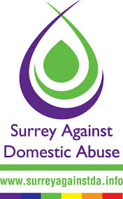Image result for surrey against domestic abuse logo