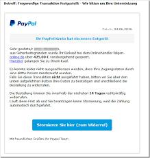 Konto Mimikama Endgerät Ein Neues Ihr Paypal Hat •