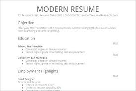 Simple Resume Format In Word Cool Simple Resume Format Free Download With Sample For Prepare