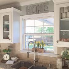 I Like The Raised Window And The Glass Cabinets Around It Dream
