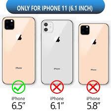 IP68 Ốp Lưng Chống Nước Dành Cho iPhone 11 6.5 Inch Chống Sốc Bụi Bẩn Tuyết  Chứng Minh Bảo Vệ Cho IPhone11 Pro Max Với Touch ID ốp Lưng Điện Thoại  Nắp