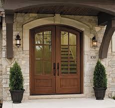 craftsman double front door. Wood Entry Doors From Pella | Pella.com Craftsman Double Front Door C