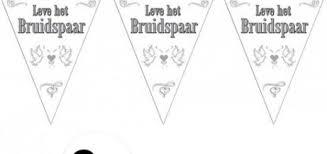 Bruiloft Vlaggen En Slingers Speelgoedwinkel123nl