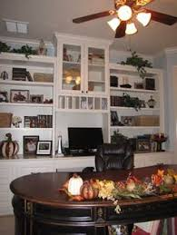 office bookshelves designs. desk space in shelf behind home office design pictures remodel decor and ideas page 106 bookshelves designs