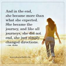 Journey Quotes Custom Lessons Learned In LifeShe Simply Changed Directions Lessons