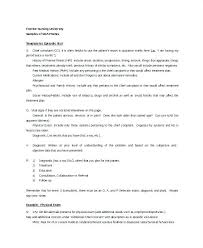 Ot Soap Note Example 9 Problem List Soap Note Template Specialization In Cpp File And