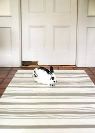 swedish plastic rugs finished look swedish plastic rag rugs