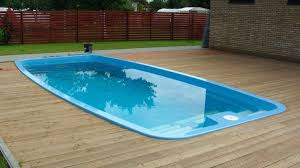 Fiberglass Swimming Pool Designs Awesome Ideas