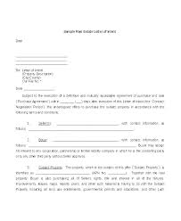 Home Purchase Agreement Template Sale Sample Stock House