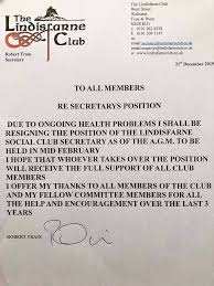 Preparing a letter of resignation to send to the whole club tomorrow. Resignation Letter Format For Lions Club Golf Membership Sample Hudsonradc