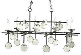 rectangular industrial chandelier with recycled glass chandeliers south africa chandeliers recycled glass