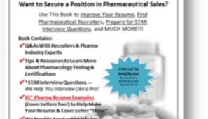 How To Get Into Pharmaceutical Sales How To Get A Job In Pharmaceutical Sales Includes Resume