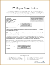 What To Put On A Cover Letter Letter Format Template