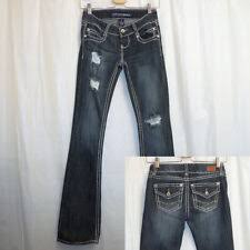 Almost Famous Jeans Size Chart Almost Famous Womens Jeans For Sale Ebay