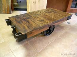 mill cart coffee table cart coffee table image of furniture factory cart coffee table industrial cart