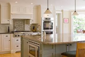Clipped or rounded counters are safer than sharp ones, especially on  jutting countertops.