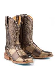 Women S Boots Brown Elemental Tin Haul Boots With Guadalupe Sole